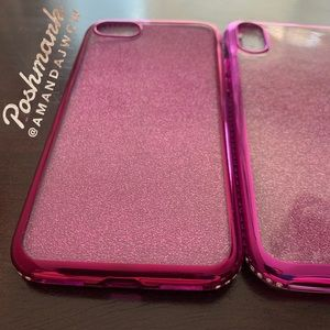 Accessories - ☀️NEW LISTING☀️ Luxury Purple Bling iPhone Case